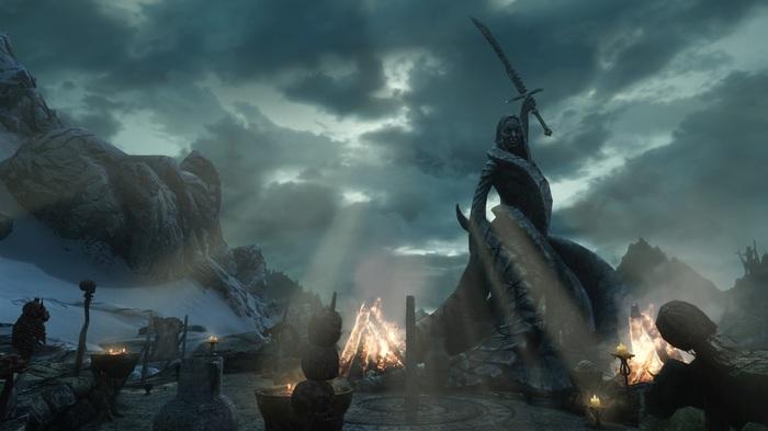 Боэтия, Принц Обмана [Лор TES] Lore, The Elder Scrolls, Даэдра, Боэтия, Видео, Длиннопост