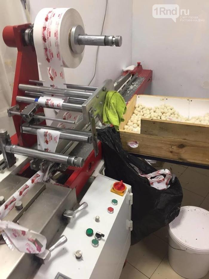 Цех по производству конфет Raffaello накрыли под Ростовом Чалтырь, Рафаэлло, Длиннопост