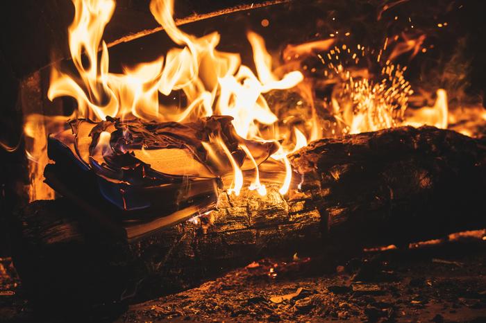 451 по Фаренгейту Огонь, Книги, Фотография