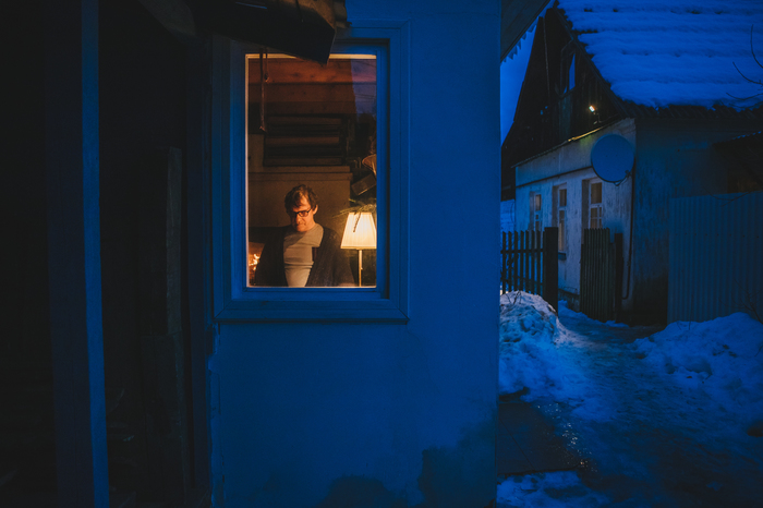 Со съемок Гаркалин, Фотография, Короткометражка