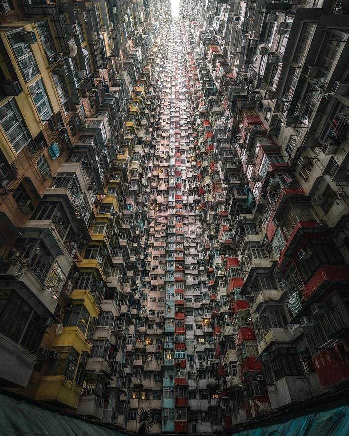 Китайская хрущевка