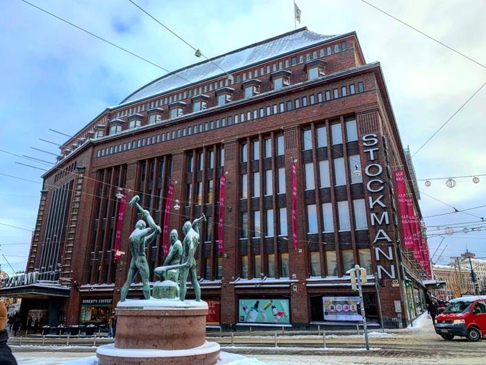 Хельсинки - Таллин за три дня Хельсинки, Таллин, Длиннопост, Путешествия