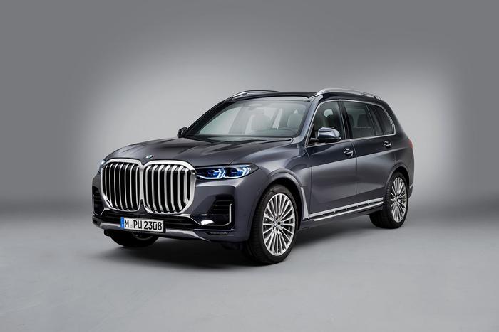 Представлен BMW X7 2020-го модельного года BMW, Photoshop, Прикол, Ноздри, Картинки, Монтаж