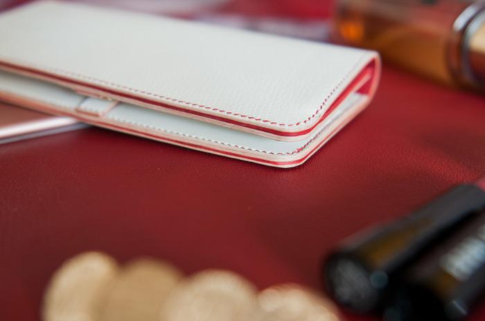 Женский кошелек из натуральной кожи. Пост №2 Кожа, Кожа натуральная, Ручная работа, Длиннопост