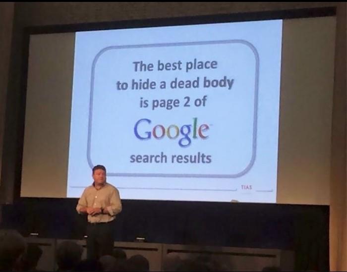 Совет от Гугл Google, Презентация, Юмор, Reddit, Поисковик, Поиск