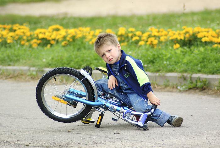История одной фотографии - 2 Дети, Велосипед, Фотография, ГИБДД, Стырили, Длиннопост