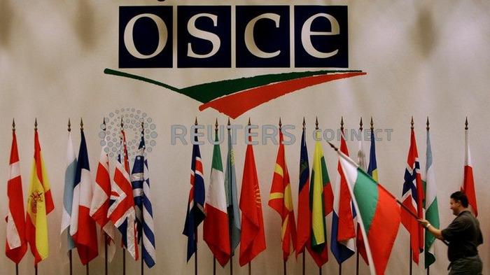 ОБСЕ раскритиковали Украину Украина и ЕС, Обсе, Политика, Украина