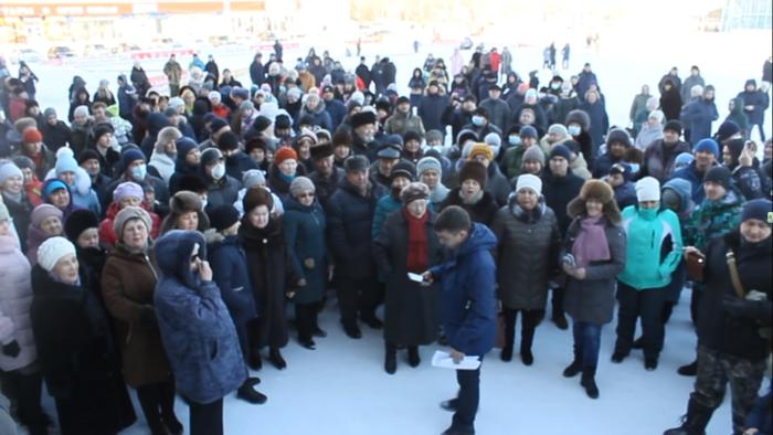 Жители Сибая записали обращение к Путину об экологической катастрофе в городе Сибай, Экология, Путин, Россия, Башкортстан, Видео