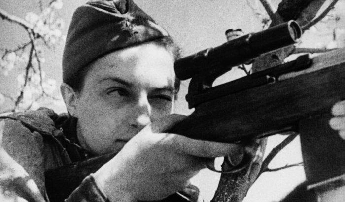 История лучшего снайпера времен Второй мировой Снайперы, История, Великая Отечественная война, Длиннопост
