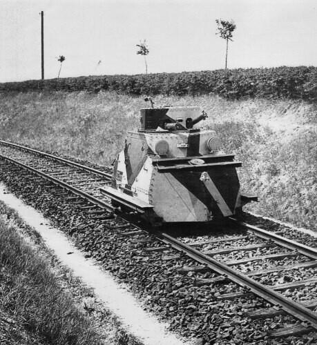 Железнодорожный капут Железная Дорога, Подвижной состав, Железный капут, Бронепоезд