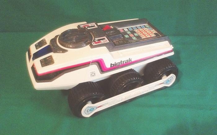 Планетоход 80-е, Игрушки, Электроника