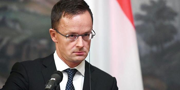 Глава МИД Венгрии осудил критиков России за лицемерие Общество, Политика, Венгрия, Сийярто, США, Помпео, Лицемерие, Видео, Длиннопост