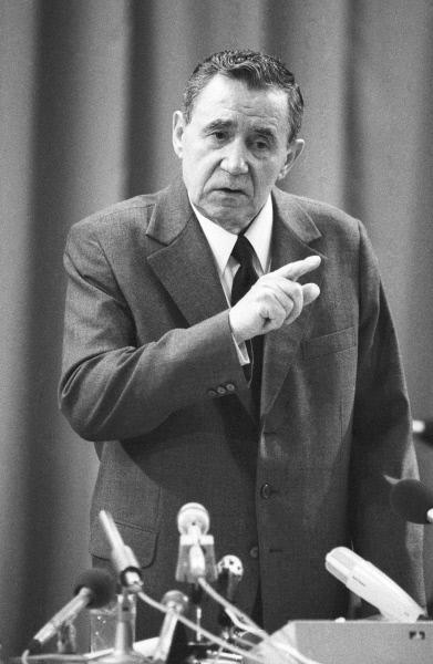 «Мистер «Нет». Андрей Андреевич Громыко Андрей Громыко, СССР, Легенда, Социализм, Сталин, Длиннопост