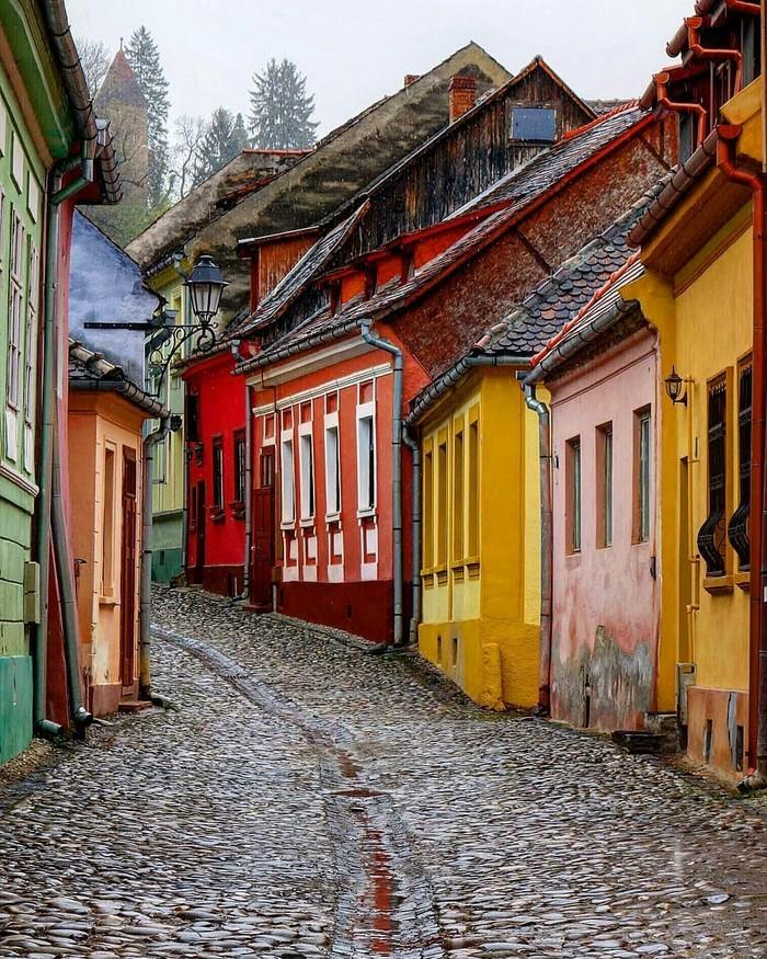 Сигишоара, Румыния.