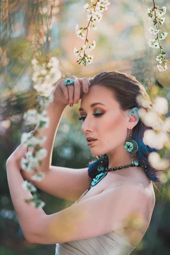 Цветочное... Голубой мак, Цветы, Весна, Рукоделие без процеса, Фотография, Длиннопост