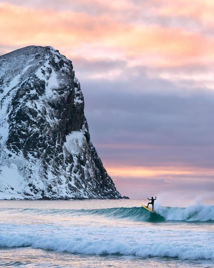 Норвежский сёрфинг