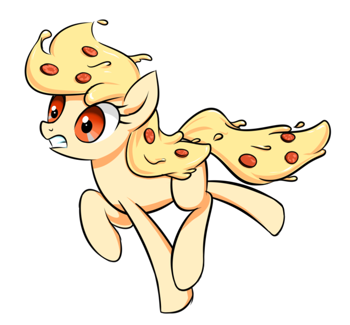 Пиццу не желаете? My Little Pony, Пицца, Pizzapony, Twilite-Sparkleplz