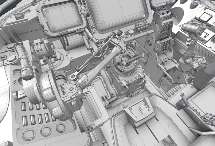 Перевод. Разбор процесса создания синематика от Tor Frick Gamedev, Game Art, Artstation, Перевод, Разбор, Видео, Картинки, Длиннопост