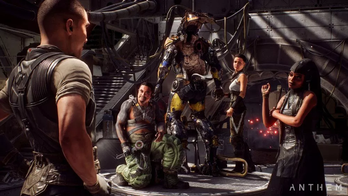 Little Bit Game Hast, Little Bit Game, Длиннопост, Видео, Anthem, Bioware, Dragon Age, Mass Effect