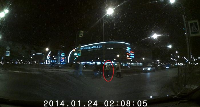 О внимании на дорогах Авто, Регистратор, ДТП не случилось, Внимание, Санкт-Петербург, Гифка, Длиннопост