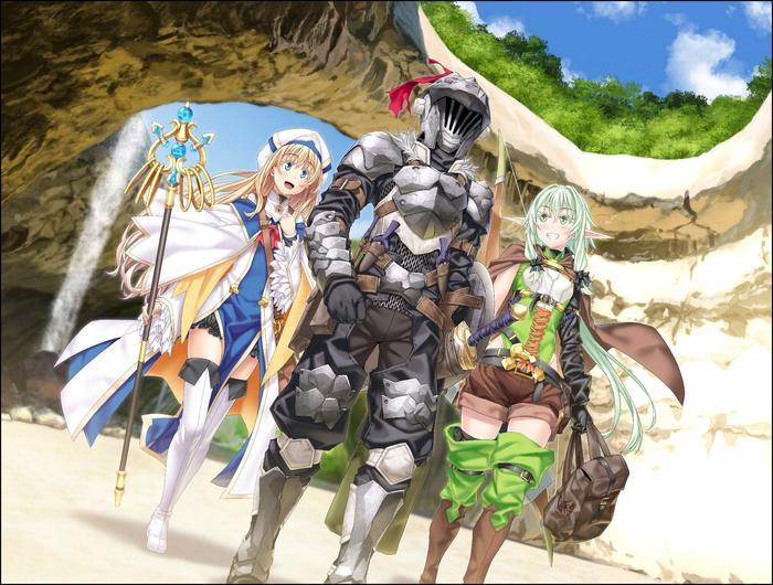 Goblin Slayer, Priestess & High Elf Archer