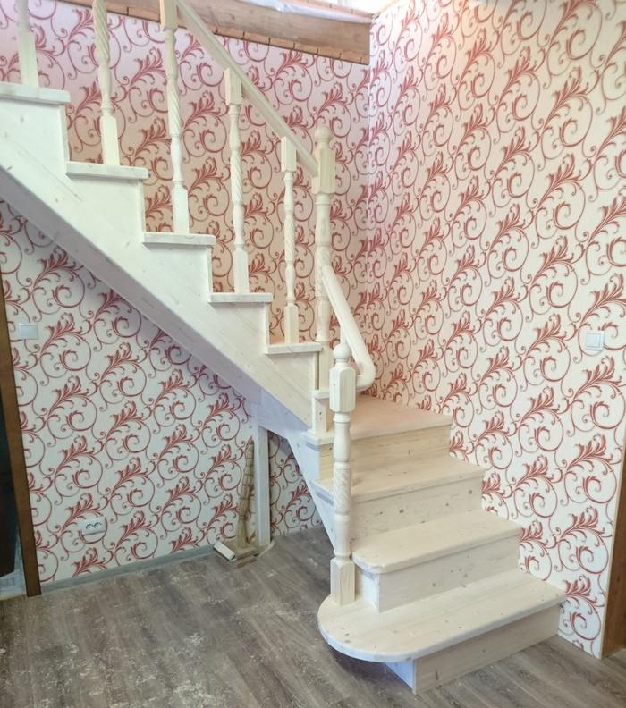 Лестница на 90 градусов Лестница, Дом, Ремонт