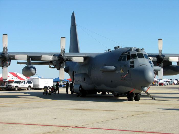 AC-130A Spectre.Ганшипы во Вьетнаме. Американские самолеты, Война во Вьетнаме, Длиннопост, Самолет, Авиация