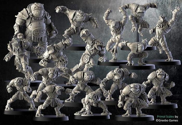Новый пластик Bloodbowl, Warhammer Fantasy Battles, Warhammer: Age of Sigmar, Длиннопост