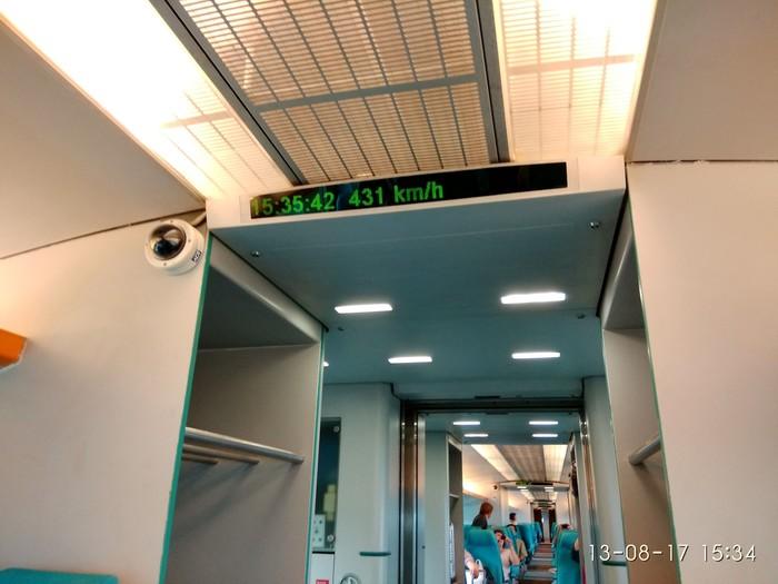 Маглев - самый быстрый поезд в мире Поезд, Шанхай, Скорость, Маглев