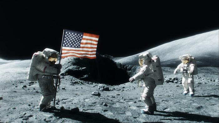 Тестирование адекватности человека по его отношению к полету американцев на Луну. Теория заговора, Высадка на луну, Скептицизм, Адекватность, Длиннопост, США, СССР