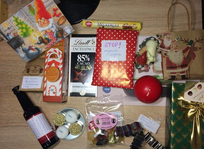 Норвежский дабл сюрприз от альтруиста Тайный Санта, Обмен подарками, Отчет по обмену подарками, Добро, Альтруизм, Длиннопост