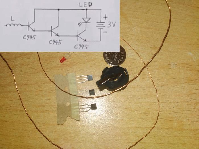Как сделать прибор для поиска обрыва провода своими руками