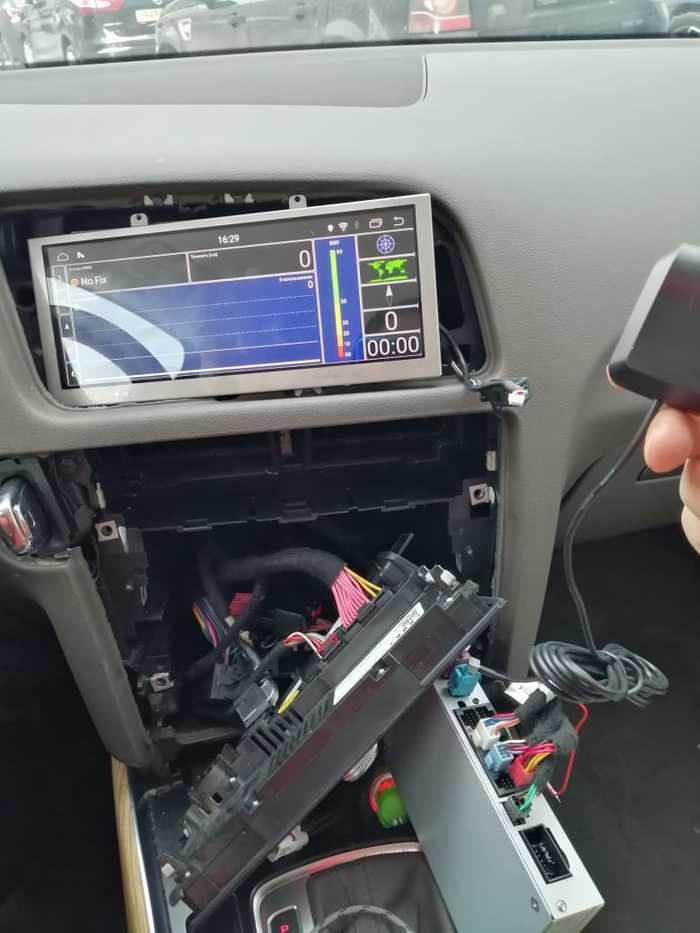 Нужна помощь с gps в ГУ авто Ремонт, GPS, Помощь, Длиннопост