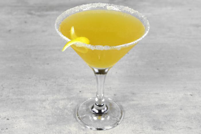 """Классический коктейль """"Сайдкар"""" Алкоголь, Коктейль, Бар, Рецепт, Длиннопост, Домашний Бар, Сайдкар"""