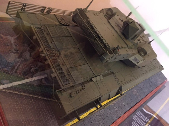 Армата Т-14, 1:14, самопил Albrekhtsart, Armata, World of Tanks, Екатеринбург, Uralvagonzavod, Expo, Рукоделие с процессом, Длиннопост