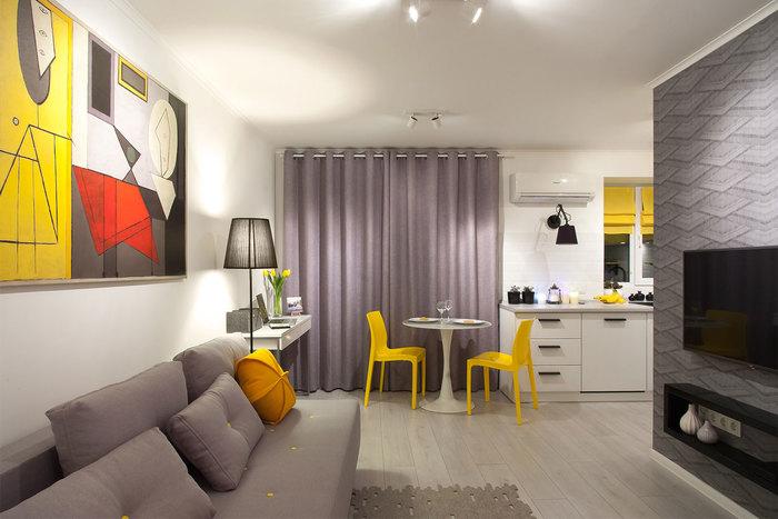 Ремонт в квартире 24м от начала до конца Ремонт, Квартира, Хрущевка, Длиннопост