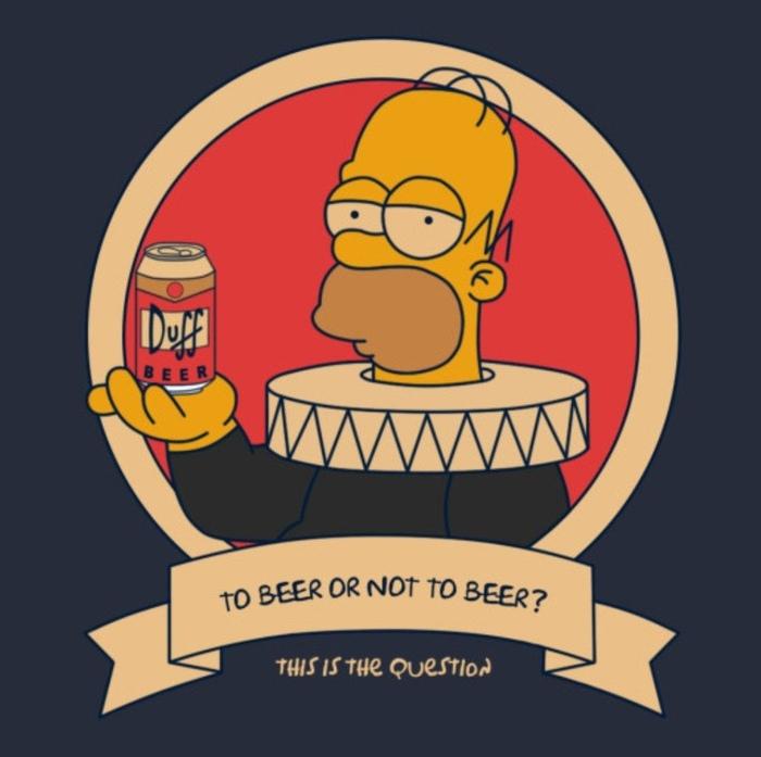 Пить или не пить, вот в чем вопрос...