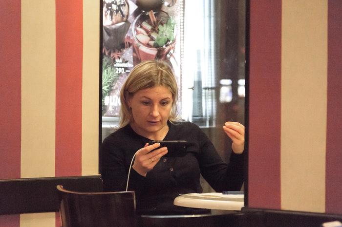 Звуковой эксгибиционизм Реальная история из жизни, Фотография, Москва, Кафе, Невоспитанность