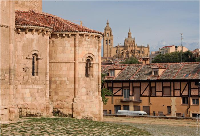 Фотобродилки: Сеговия, Испания Фотобродилки, Сеговия, Испания, Путешествия, Фотография, Архитектура, Город, Городок, Длиннопост