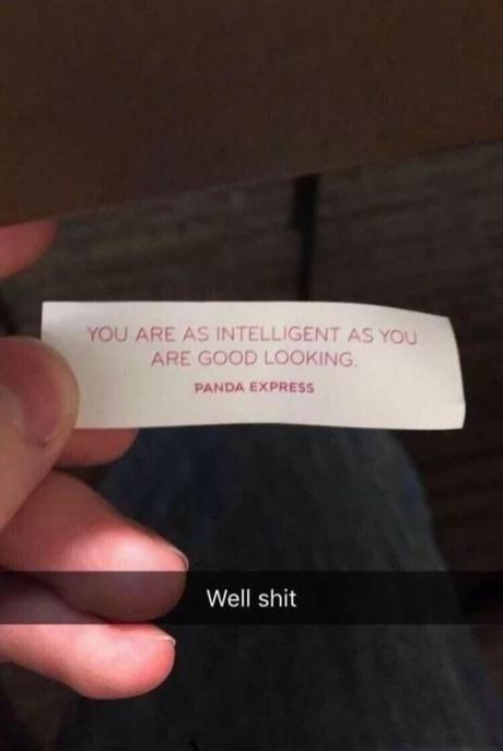 """""""Ты настолько же умён, насколько хорошо выглядишь""""... Ну блин..."""