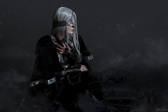 Fire Keeper by LittleMoon Косплей, Русский косплей, Dark Souls, Dark Souls 3, Fire Keeper, Видеоигра, Littlemoon, Faun, Длиннопост