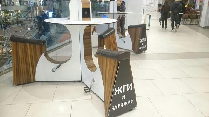 Крути педали... Москва, Технологии