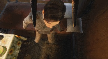 Сказ об Артеме и его ручном пауке по имени Геннадий Metro Exodus, Игры, Баги в играх, История, Репост, Гифка, Длиннопост, Спойлер