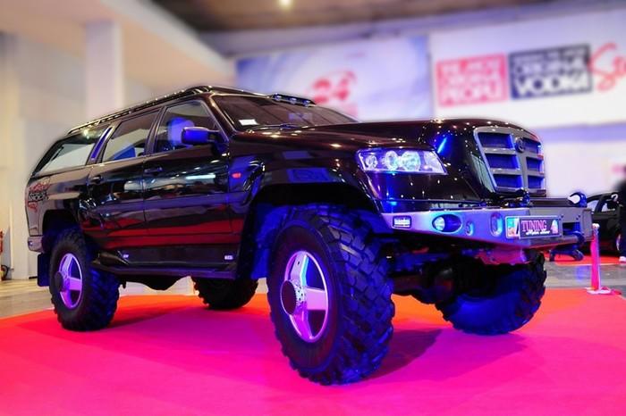 «Бизон» – самодельный внедорожник на базе ГАЗ-66 Своими руками, Тюнинг, Внедорожник, Длиннопост