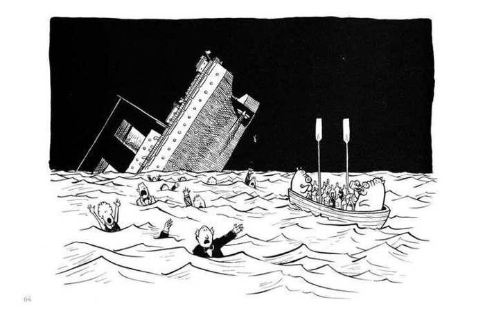 Свиньи без совести ч. 3 Комиксы, Свинья, Бессовестные, Длиннопост