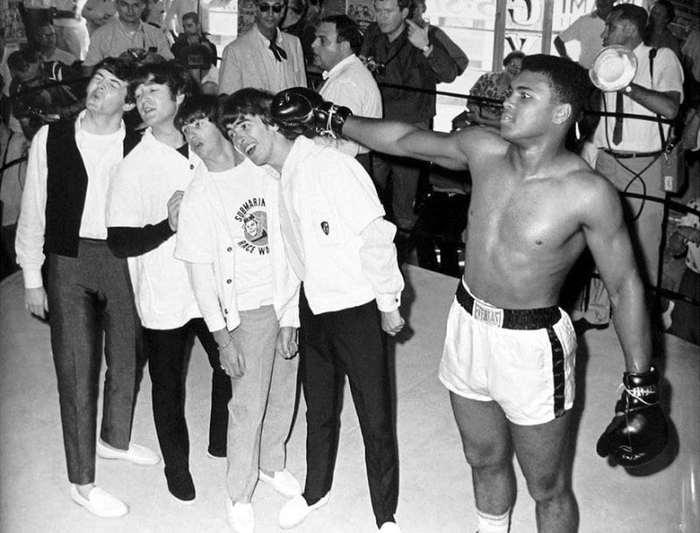 Величайший Мохаммед Али за пределами ринга Мохаммед Али, Боксёр, Фотография, Длиннопост