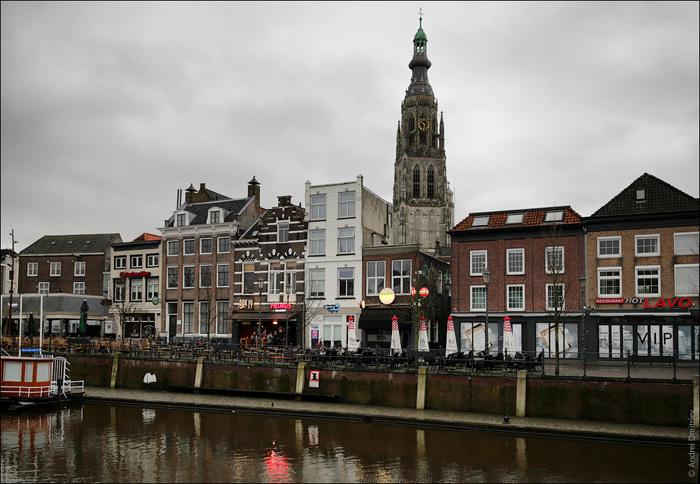 Бреда, Нидерланды Фотобродилки, Путешествия, Бреда, Голландия, Нидерланды, Фотография, Архитектура, Длиннопост