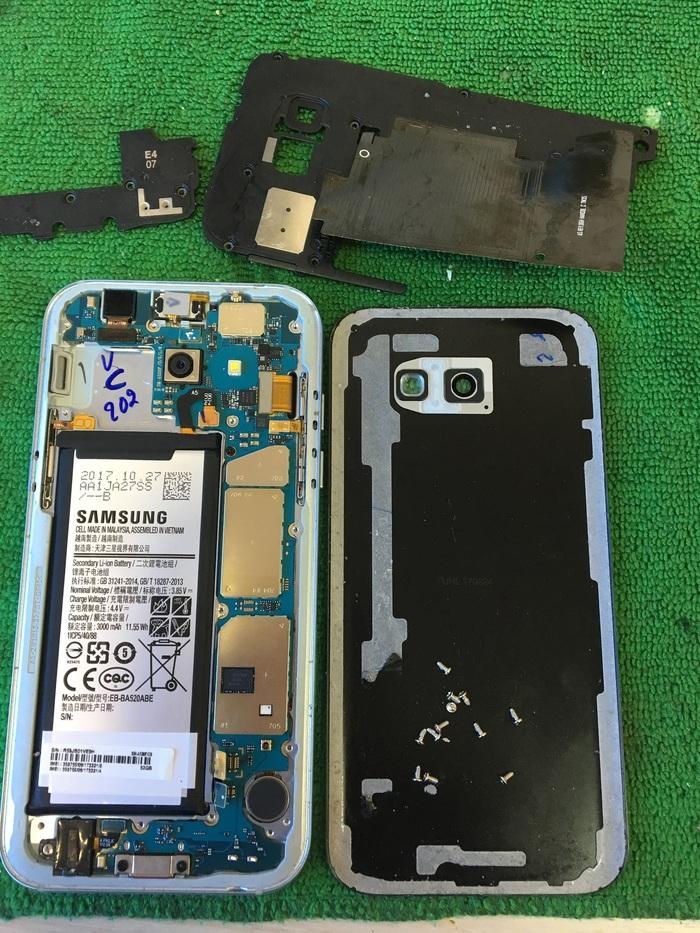 Samsung A520 разъем Samsung, Ремонт, Восстановление, Длиннопост, USB type-c
