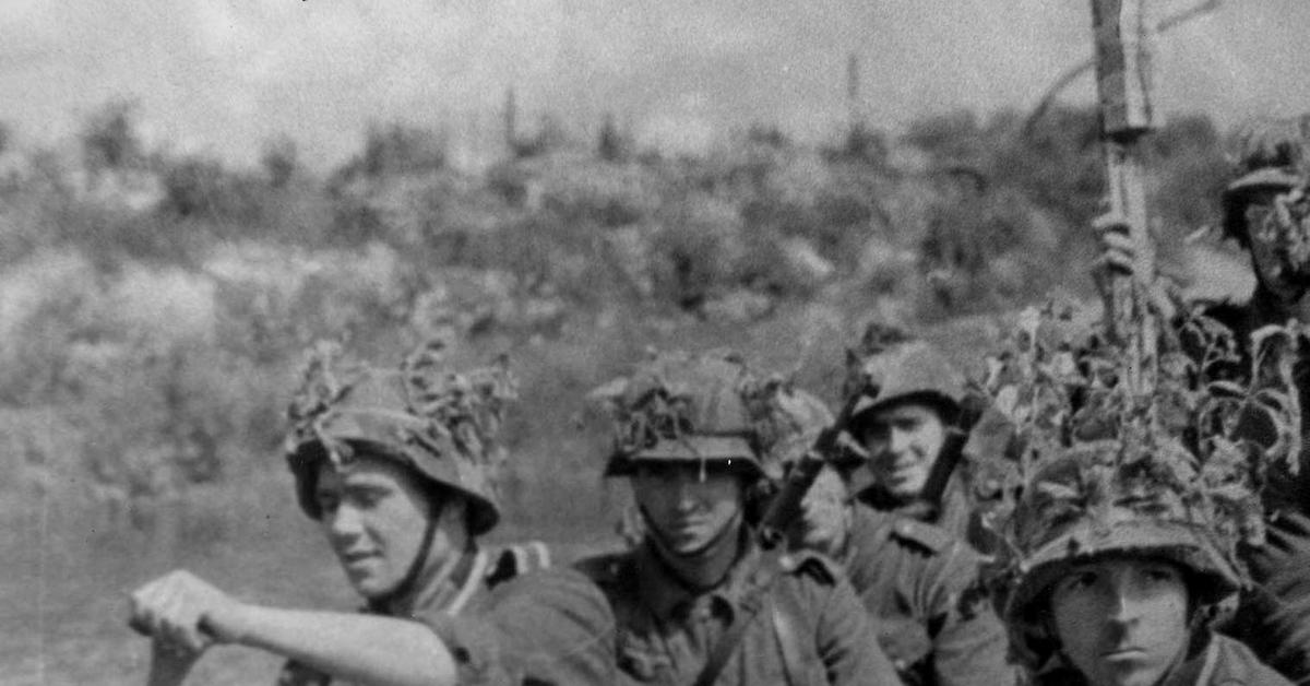 Испанские СМИ героизировали осаждавшую Ленинград «Голубую дивизию»