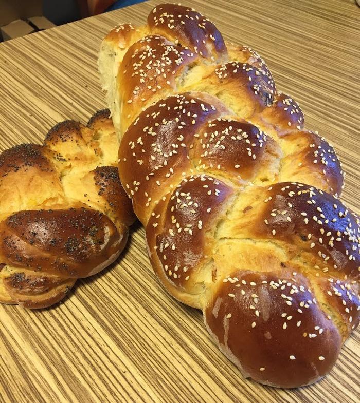 Хала, традиционный еврейский пятничный хлеб Хала, Еврейская кухня, Выпечка, Дрожжевое тесто, Длиннопост, Рецепт
